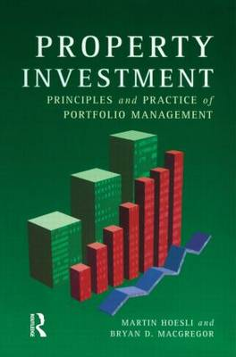 Property Investment: Principles and Practice of Portfolio Management