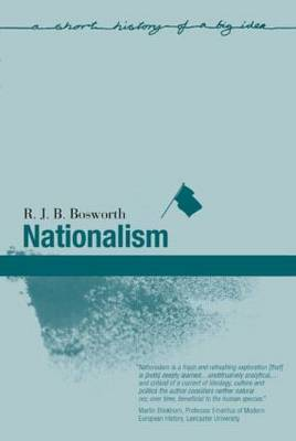 Nationalism: A Critical History