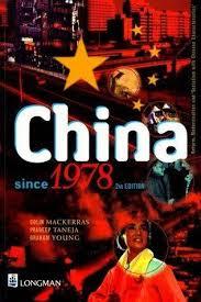 China Since 1978