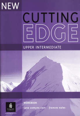 New Cutting Edge Upper-Intermediate Workbook No Key