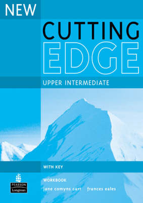 New Cutting Edge Upper Intermediate Workbook with Key