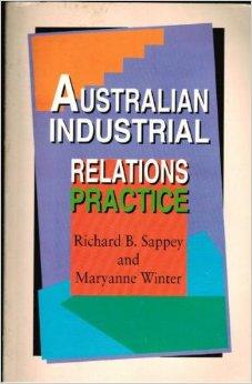 Australian Industrial Relations Practice