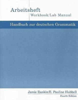 Handbuch Zur Deutschen Wkbk 4e