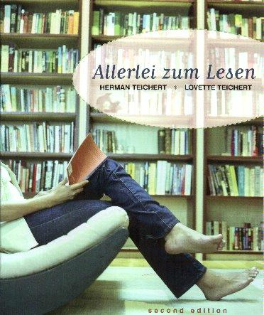 Bundle: Allerlei Zum Lesen, 2nd + in-Text Audio CD-ROM