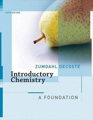 Introductory Chemistry: A Foundation: Chapters 1-21