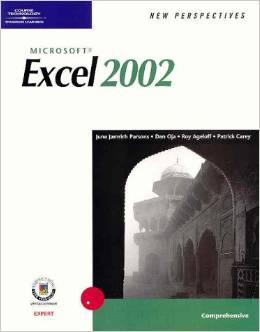 New Perspectives on Microsoft Excel XP: Comprehensive Edition