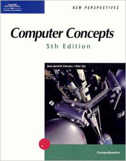 New Perspectives on Computer Concepts: MIS Comprehensive