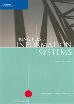 Principles of Info Syst