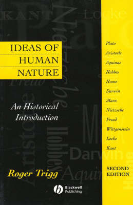 Ideas of Human Nature: An Historical Introduction