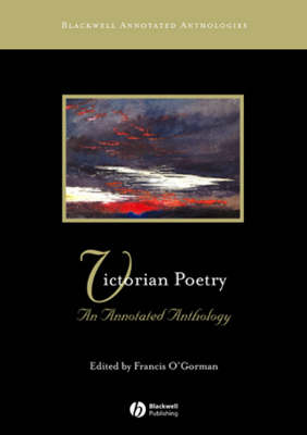 Victorian Poetry: An Annotated Anthology