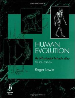 Human Evolution: An Illustrated Introduction 4ed