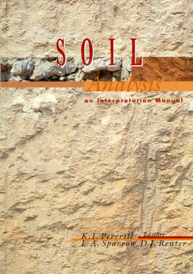 Soil Analysis: An Interpretation Manual