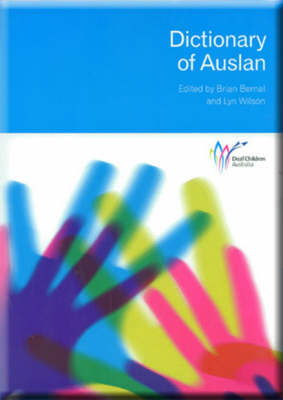 Dictionary of AUSLAN