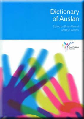 Dictionary of AUSLAN