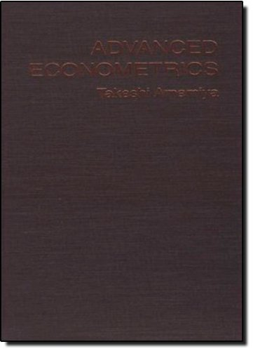 Advanced Econometrics