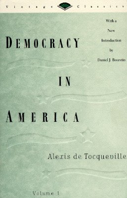 Democracy in America Volume One #