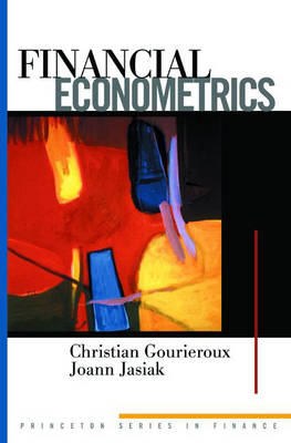 Financial Econometrics: Problems, Models and Methods
