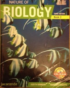 Nature of Biology Book 2 Vce 3&4: Book 2