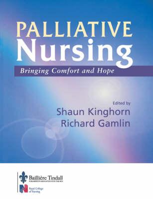 Palliative Nursing Bringing Comfort And Hope