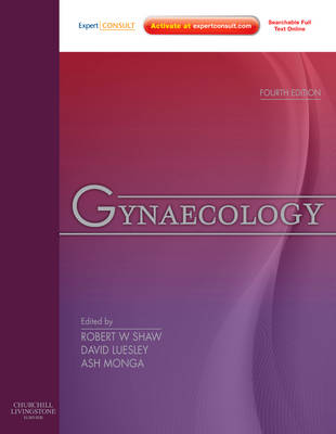 Gynaecology: Expert Consult: Online and Print