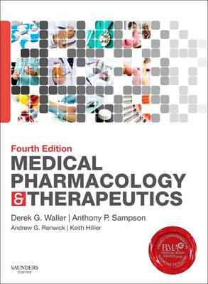 Medical Pharmacology and Therapeutics