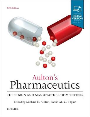 Aulton's Pharmaceutics, 5th Edition