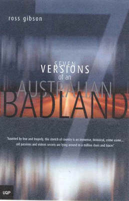 Seven Versions of an Australian Badland