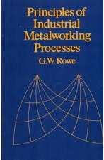 Principles of Industrial Metalwork Processes