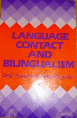 LANGUAGE CONTACT BILINGUALISM
