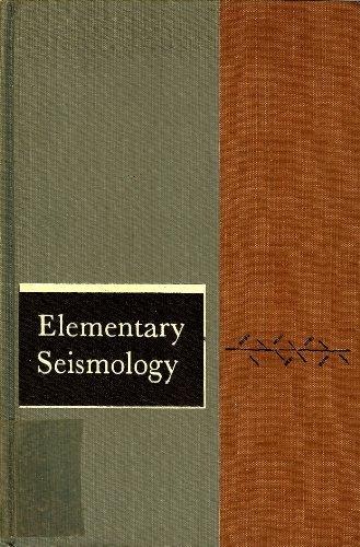 Elementary Seismology