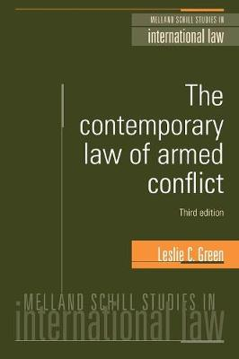 Contemporary Law of Armed Conflict 3rd edition