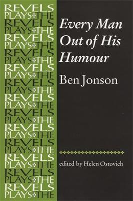 Every Man Out of His Humour: Ben Jonson