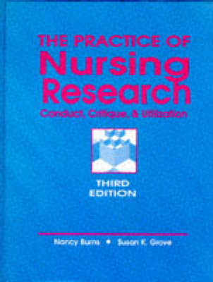 Practice Of Nursing Research 3ed