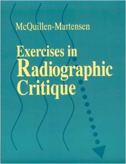 Exercises in Radiographic Critique: Exercises Workbook