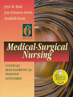 Medical Surgical Nursing 6ed (1 Volume)