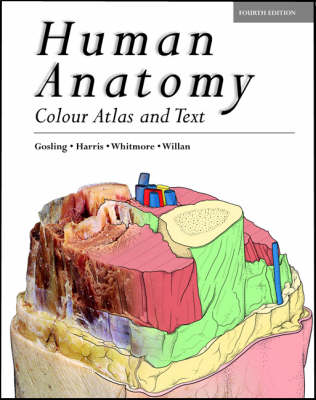 Human Anatomy: Colour Atlas And Text 4ed