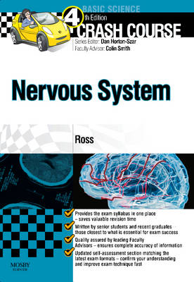 Crash Course Nervous System Updated Print + eBook edition