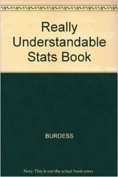 Really Understandable Stats Book