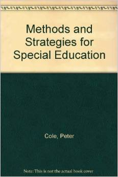 Methods and Strategies for Special Education
