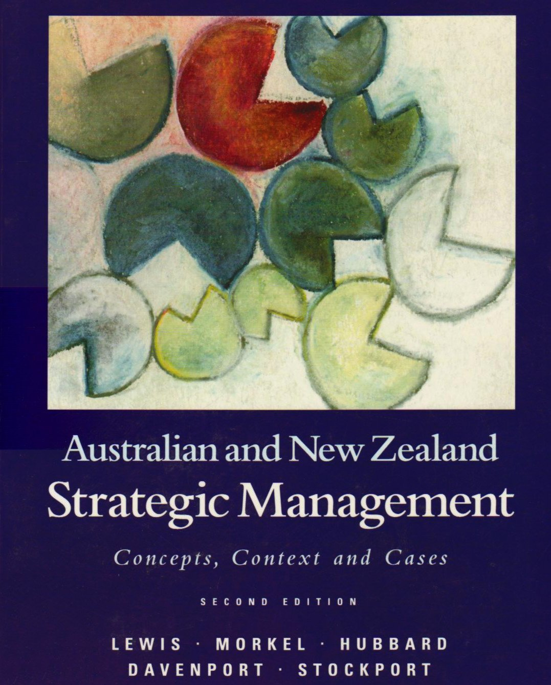 Australian and New Zealand Strategic Management: Concepts, Context and Cases