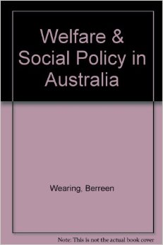 Welfare & Social Policy in Australia