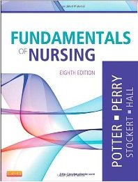 Potter & Perrys Fundamentals Of Nursing + Mosbys Nursing  Skills Cd Pack