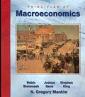 Principles of Macroeconomics Text and Study Guide