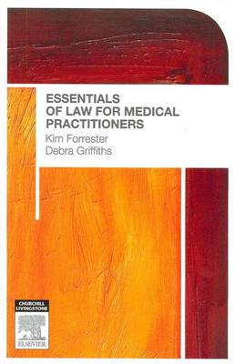 Essentials of Law for Medical Practitioners