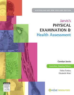 Jarvis's Physical Examination and Health Assessment ANZ Edition