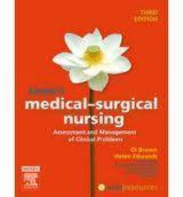 Lewis's Medical-Surgical Nursing 3E