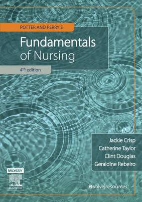 Potter & Perry's Fundamentals of Nursing 4th Edition