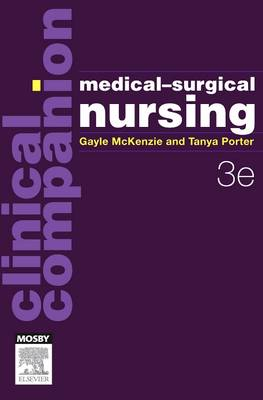 Clinical Companion: Medical-Surgical Nursing 3rd edition