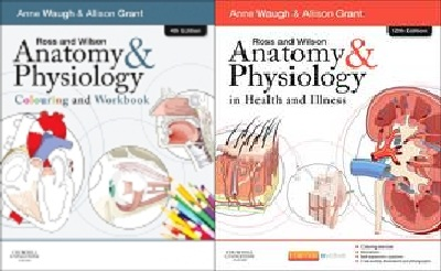 Ross & Wilson Anatomy & Physiology Value Pack (incl workbook/colouring book) 12th edition