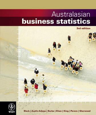 Australasian Business Statistics 3E